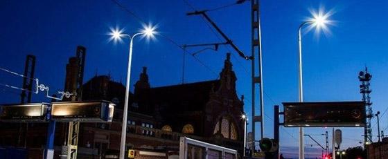 PKP inwestuje w LED