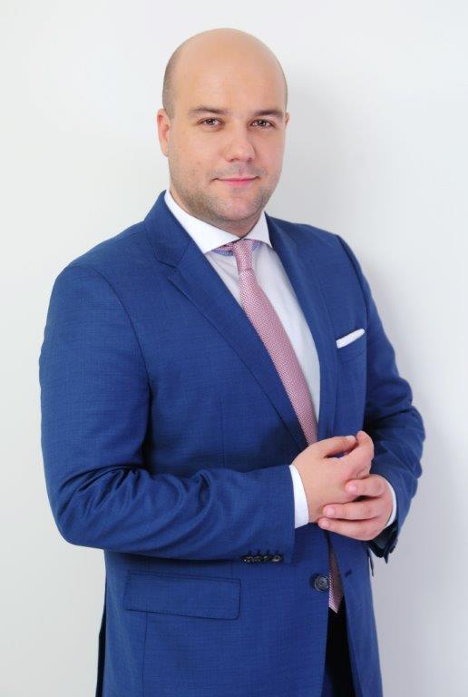 Prezes Elektrix Michał Wilamowski